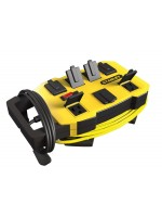 Stanley 32060 Outrigger Grounded 7-Outlet Wrap and Go Power Station