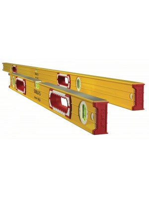 "Stabila Jamber Aluminum Box Beam Level Set 78"" and 32"""