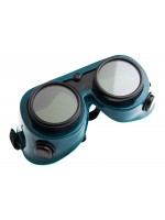 GOGGLES, OXYGEN-ACETYLENE, 50MM ROUND LENS, SHADE-5