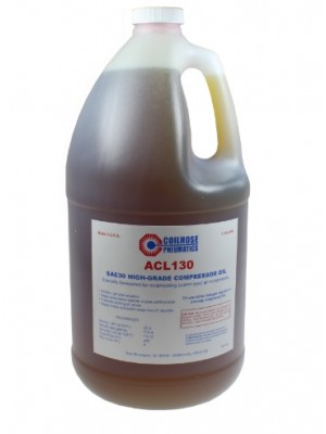 COMPRESSOR OIL (128 OZ)