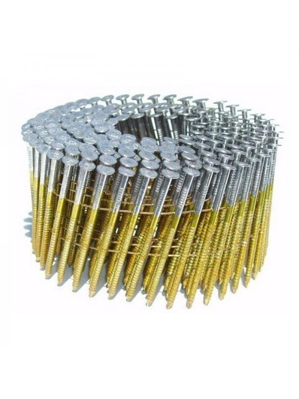 "COIL NAILS 2-3/8"" X .113"" RING SHANK QTY 6.000 (EACH BOX)"