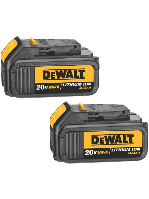 BATTERY 20V MAX LITHIUM ION (2 PACK)