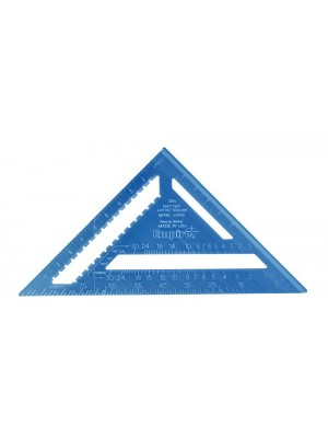 "HEAVY-DUTY MAGNUM 12"" HI-VIS RAFTER SQUARE"