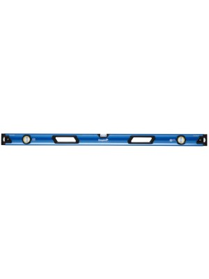 "48"" HEAVY DUTY AIRCRAFT ALUMINUM TRUE BLUE PROFESSIONAL LEVEL"