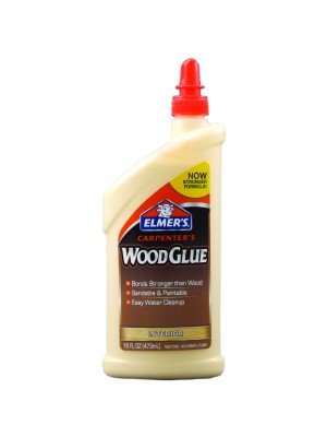 CARPENTER'S WOOD GLUE (16 OZ)