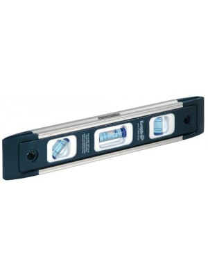 "TRUE BLUE 9"" HEAVY-DUTY MAGNETIC ALUMINUM TORPEDO LEVEL"