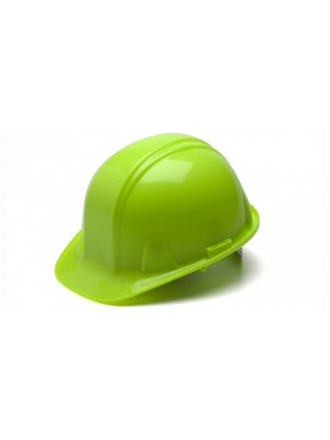 Pyramex SL Series Cap Style Hard Hat Green