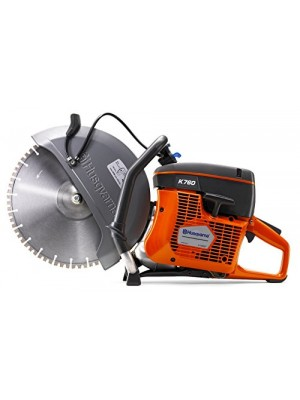 "K760 II Concrete Saw with 14"" VH5 diamond blade (Only 1 Blade Included)"