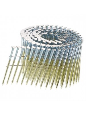 "COIL NAILS 2-3/8"" X .113"" RING SHANK HDG QTY 5.000 (EACH BOX)"
