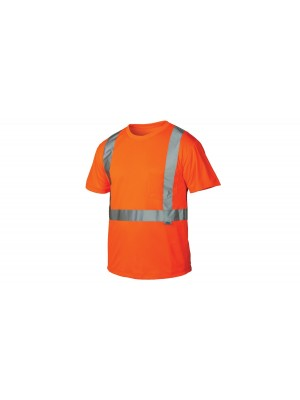 Pyramex Lumen T-Shirt Orange (X-Large)
